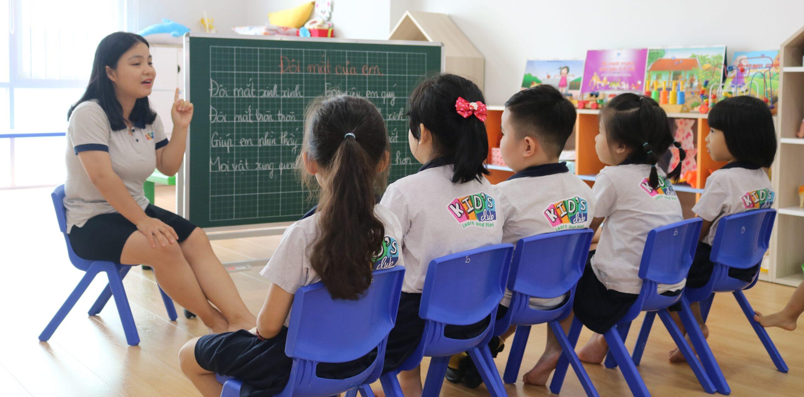 KidSmart – Toán, Tiếng Việt tăng cường