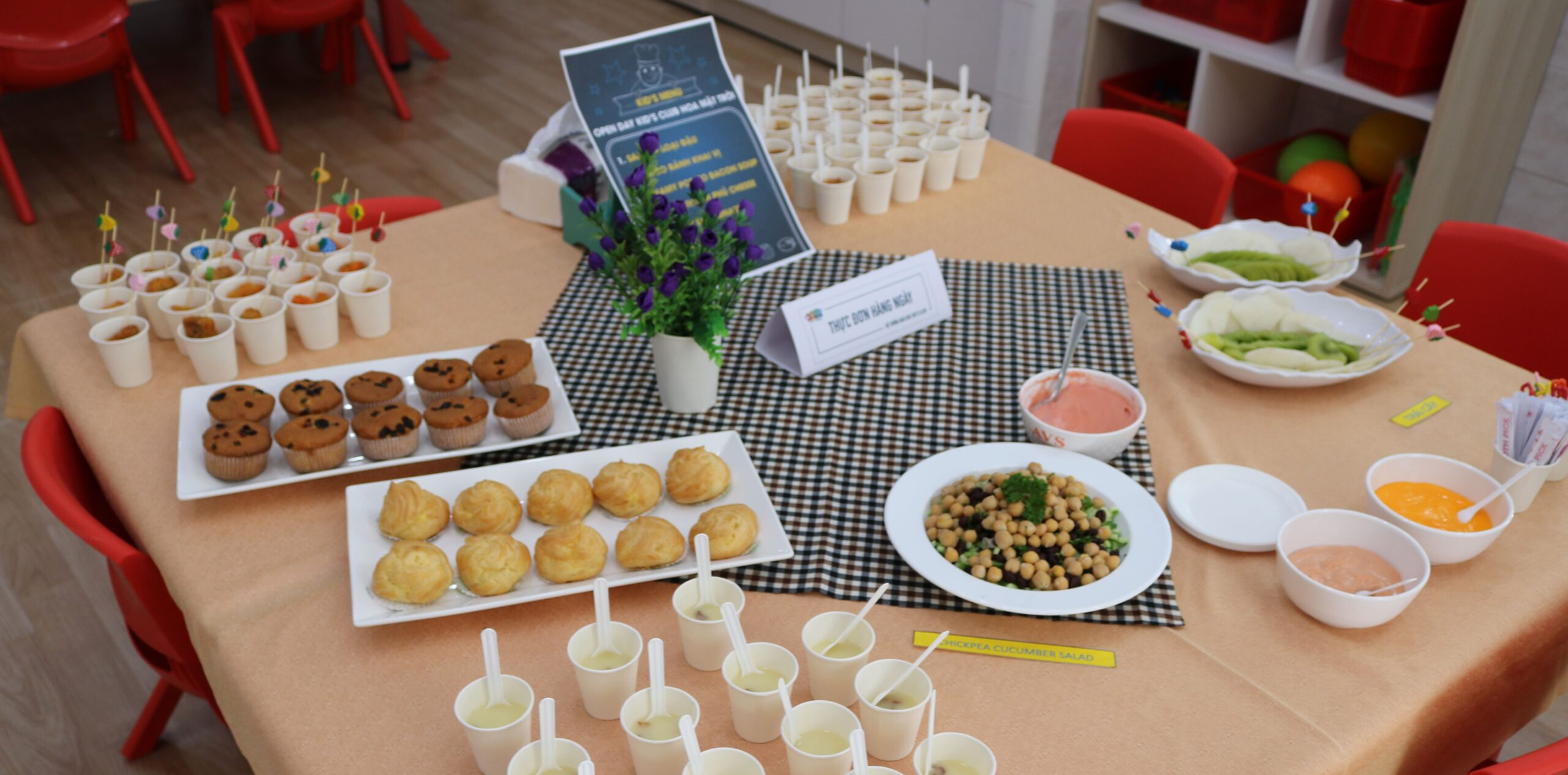 FoodClub – Suất ăn dinh dưỡng