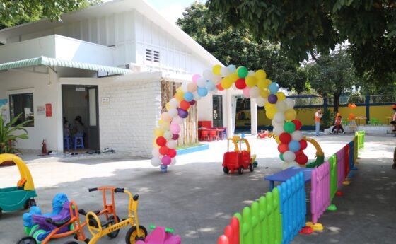 OPEN DAY – SỰ KIỆN KHAI TRƯƠNG CƠ SỞ   KID'S CLUB HOA MẶT TRỜI