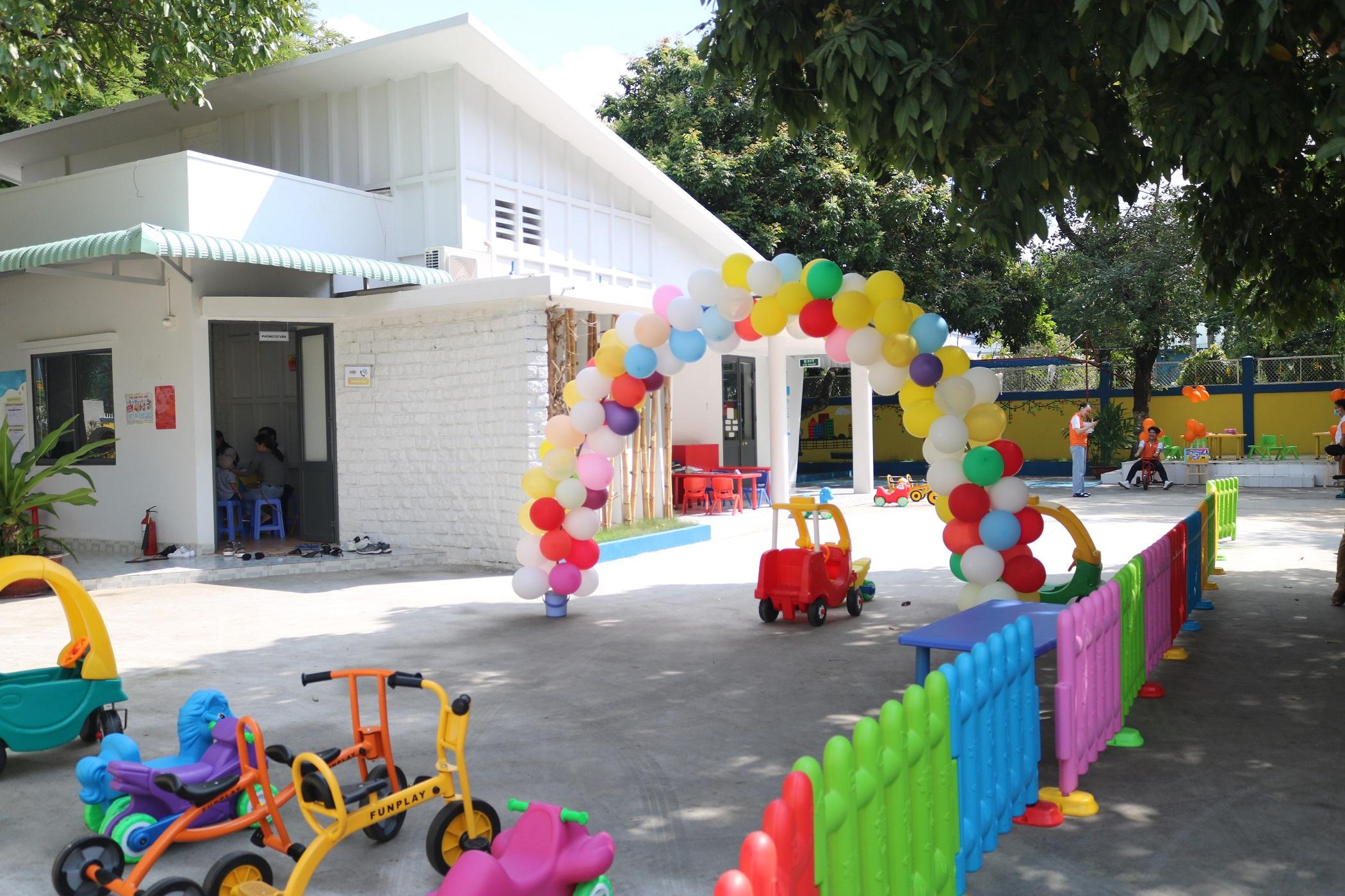 TOPEN DAY – SỰ KIỆN KHAI TRƯƠNG CƠ SỞ   KID'S CLUB HOA MẶT TRỜI