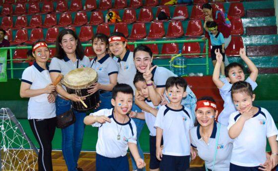 SPORT DAY 2019 – NGÀY HỘI THỂ THAO LỚN NHẤT HỆ THỐNG MẦM NON KID'S CLUB