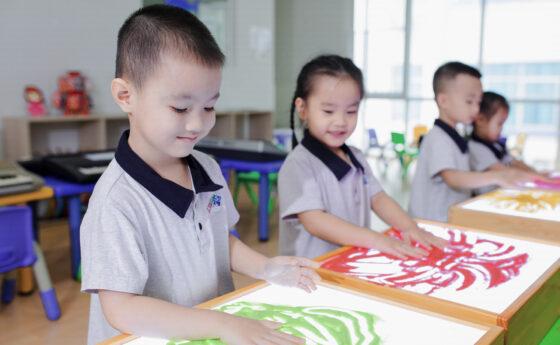 """Xây dựng môi trường Giáo dục """"Lấy trẻ làm trung tâm"""""""
